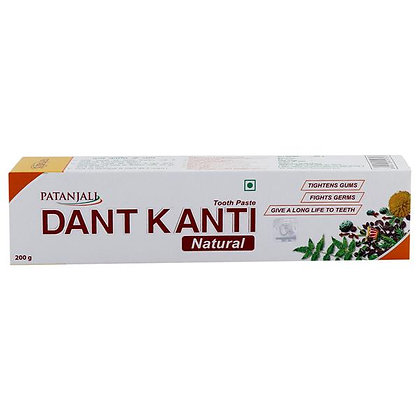 Patanjali Dant Kanti Dental Cream 200 g