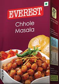 Everest Chhole Masala  (100 g)