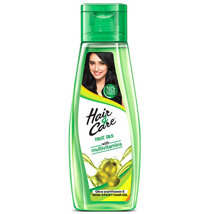 Hair & Care Fruit Oils with Olive, Mosambi & Green Apple, 0 ml (Non- Sticky Ha