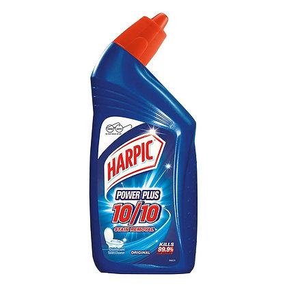 Harpic Power Plus Toilet Cleaner Original- 650 ml (500 ml+ 30 % free)