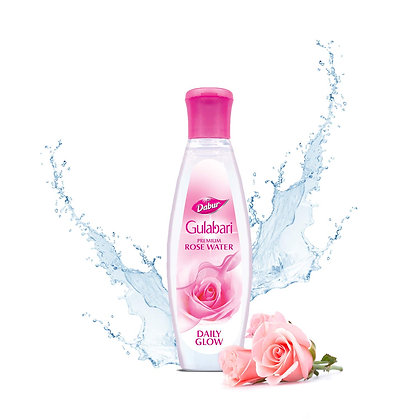 Dabur Gulabari Premium Rose Water – 100% Natural – 400 ml
