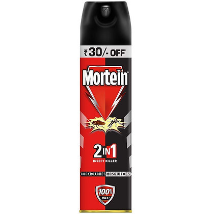 Mortein 2-in-1 All Insect Killer Spray - 425ml