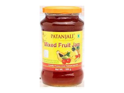MIXED FRUIT JAM 500 gm