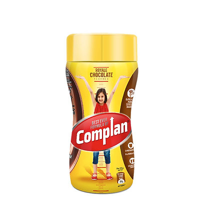 Complan Nutrition and Health Drink Royale Chocolate, 200gm