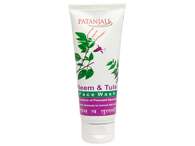 NEEM TULSI FACE WASH 60 GMNEEM TULSI FACE WASH 60