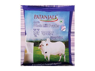 Patanjali Cow's Whole Milk Powdee200 gm