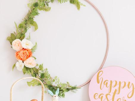 Easter Mini Sessions | Elizabeth Collado Photography || Williamsburg, Virginia