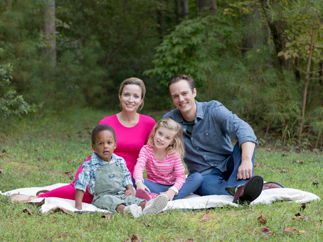 A Special Family Session