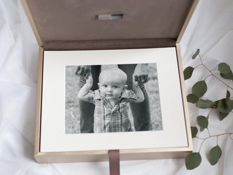 An Unbounded Album | The Folio Box || Elizabeth Collado Photography- Williamsburg, Virginia