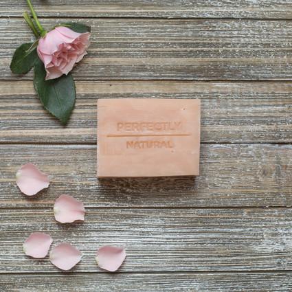 handmade soap product photo