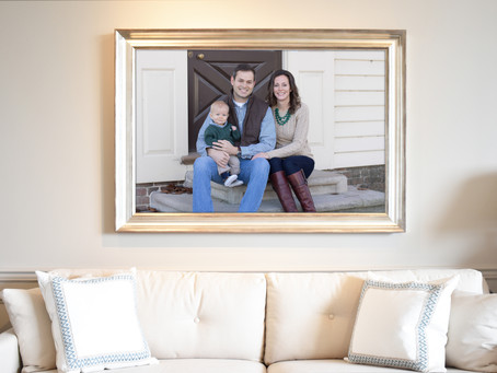 Investing in the Things that Mean the Most || Custom Portrait Artisit || Elizabeth Collado - William