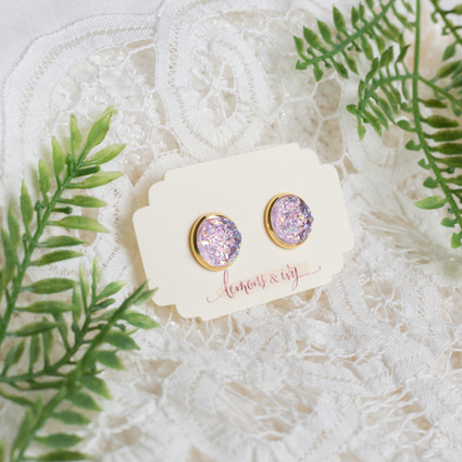 earring product photo