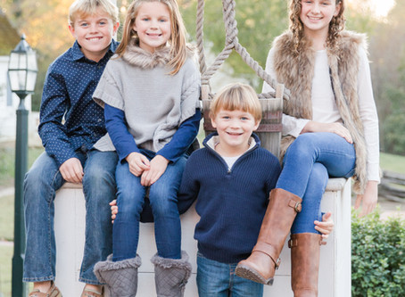 Fall Family Sessions are Back!