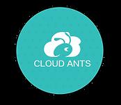 Cloud Ants round logo