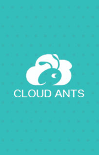 Cloud Ants mobile sized logo