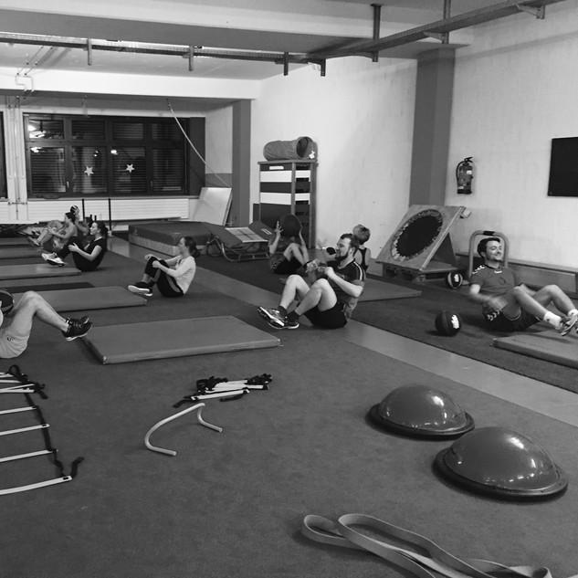 Athletik Training
