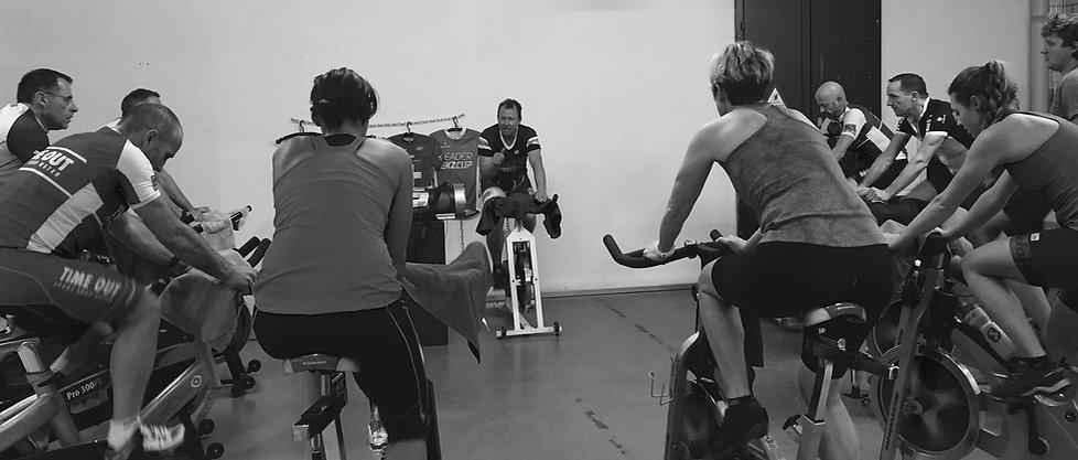 iNDOOR cYCLING, Trainierbar