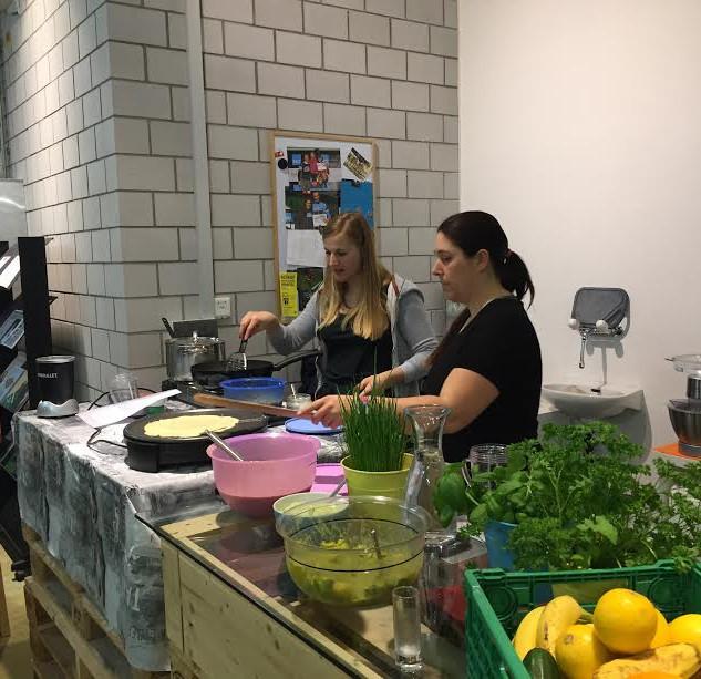 Lunch and lern - Ernährungsworkshop