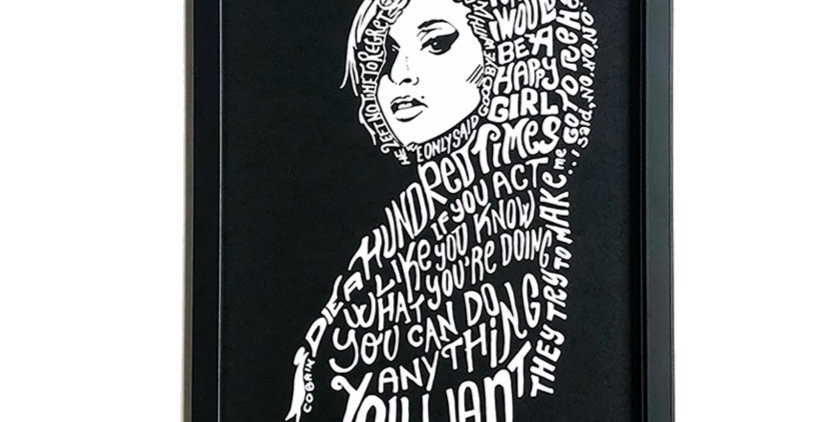 Amy W Poster