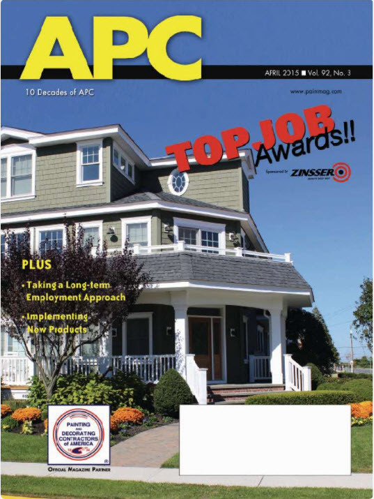 2015 Top Job APC Magazine