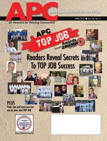 2017 Top Job APC Magazine