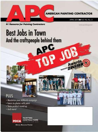 2018 Top Job APC Magazine