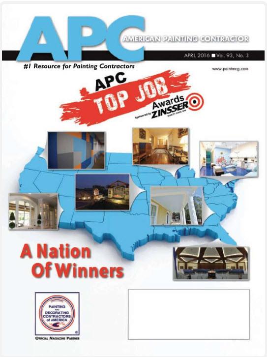 2016 Top Job APC Magazine