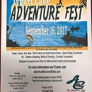 Adventure Fest 2017