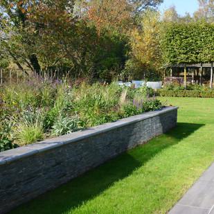 Contemporary Family Garden