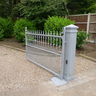 Bespoke Entrance Gates