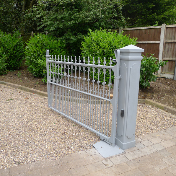 Bespoke Entrance Gates