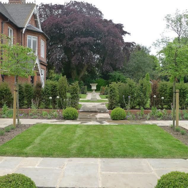 Half Acre Family Garden