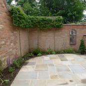 Rear Walled Courtyard