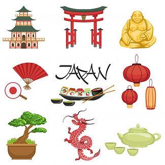 ensemble-symboles-culture-japonaise_1786