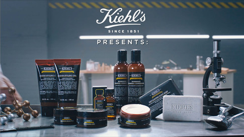 Kiehl's Since 1851: Grooming Solutions Hero Video