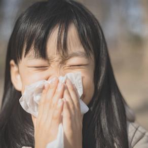 鼻涕總是流不停?中醫穴道按壓改善過敏性鼻炎