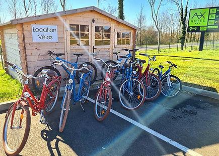 AX Family vendée location vélo