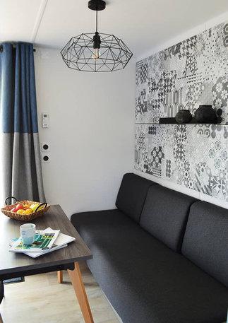 Lodge 4 people sofa