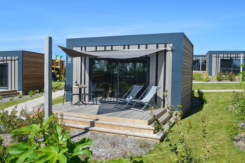 Lodge 4 personnes Vendée