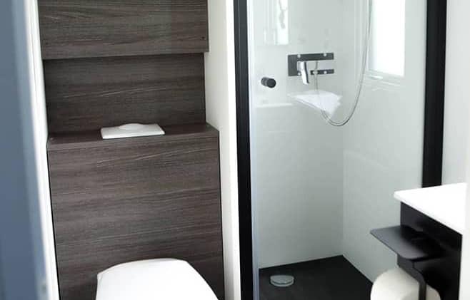 Lodge vendée bathroom