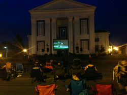 Movie on the Square