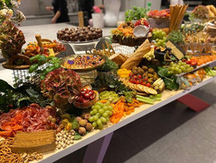 Tonight's epic grazing display for a spe