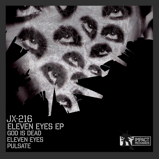 JX-216 ELEVEN EYES EP