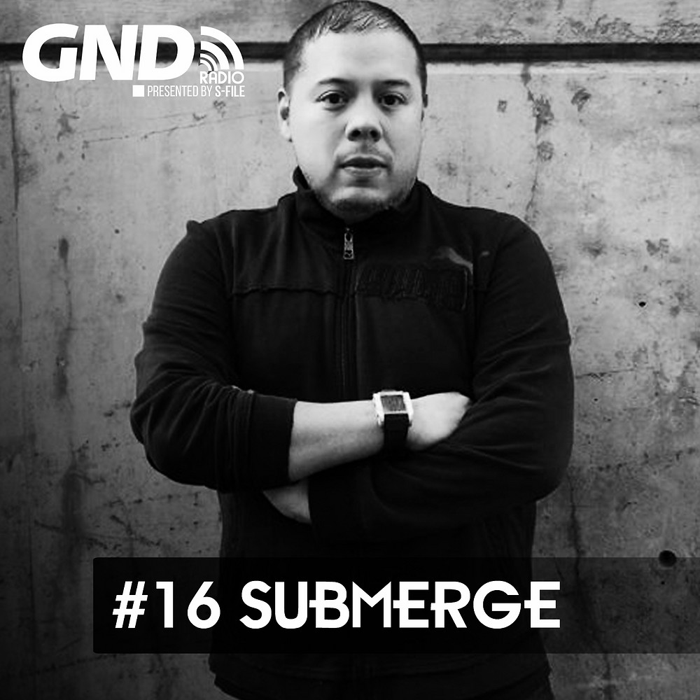 SUBMERGE GND PODCAST