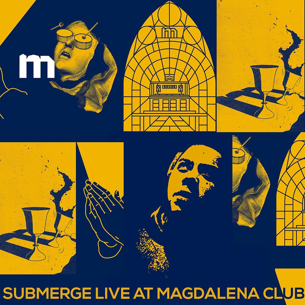 Submerge Magdalena Club Berlin