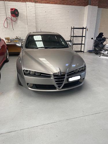 2009 Alfa Romeo 159 2.4 JTDM Ti