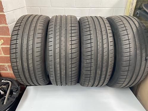 Michelin Tyres 205/40/17 700KM