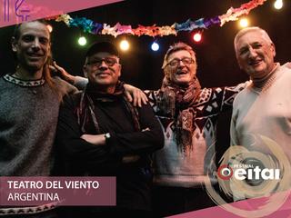 TEATRO DEL VIENTO EN EL 14 FESTIVAL EITAI 2019