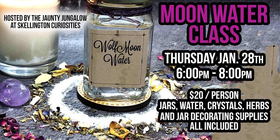 Moon Water Class