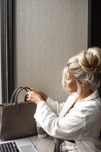 Latest Handbag Obsession x Teddy Blake